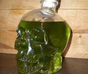 Delicious Green Tea Syrup/Vodka