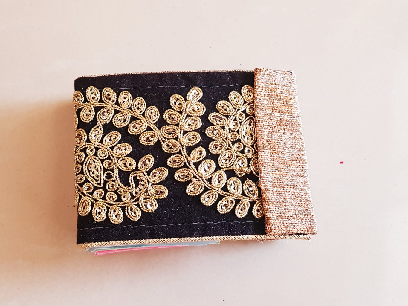 Pocket Size Notebook With Pencil Holder DONE !!!