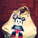 Mickey Mouse T-Shirt Purse