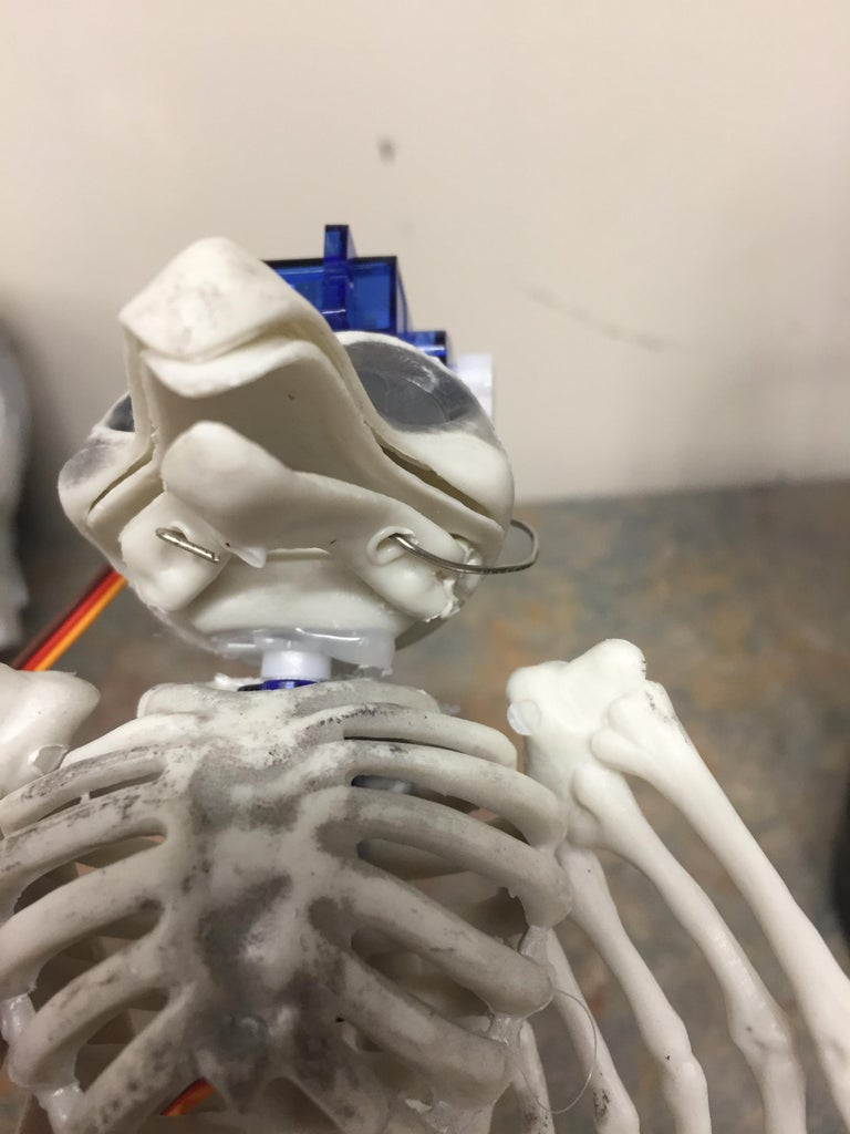 Creating the Movable Mouth