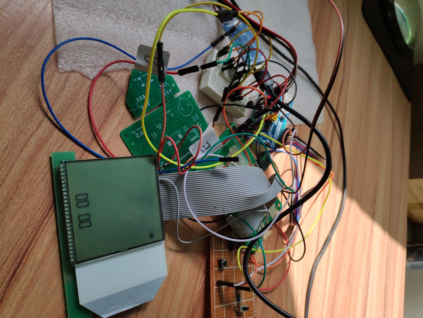 Programming STM8L101 and Assemle All Components and Test, Debug, Teste So on an So Forth