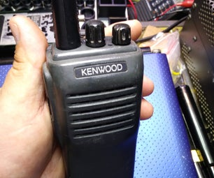 THE CHEAP HAM - TURN a HANDHELD RADIO INTO a MOBILE RADIO