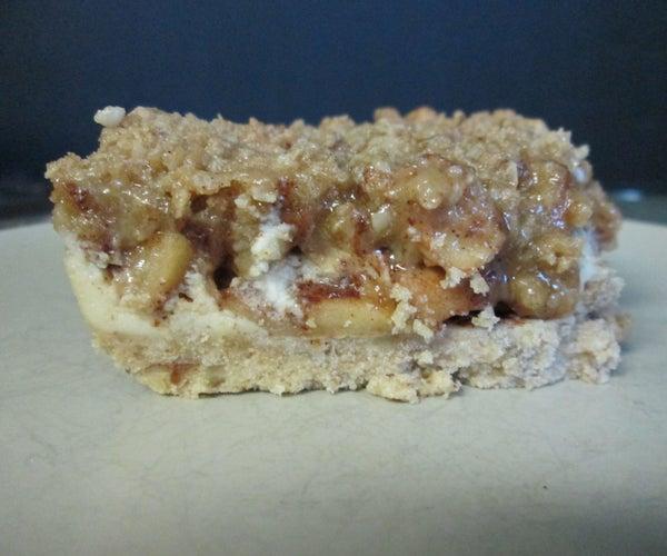 Gluten Free Apple Cheese Cake