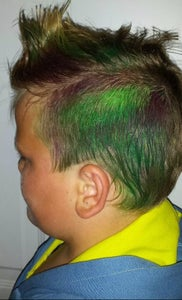 Color Mohawk, Get Your Swag On
