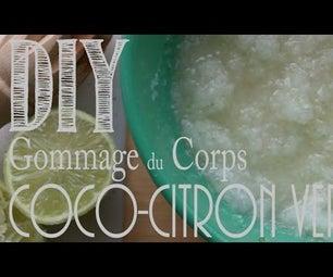 Coco Lime Body Scrub