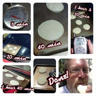 Dashboard Baking