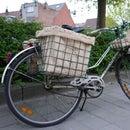 Cestas para bici (delantera y traseras)