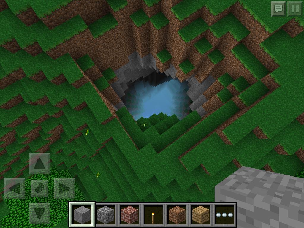 Huge Cave Seed