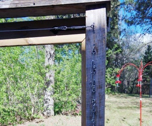 Cable Rails – a DIY Inexpensive Upgrade for Our Deck!