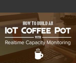 IoT Coffee Pot Monitor