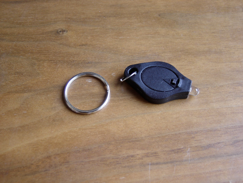 Take Off That Stupid Big Keychain Ring