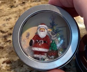 Holiday Fridge Magnets