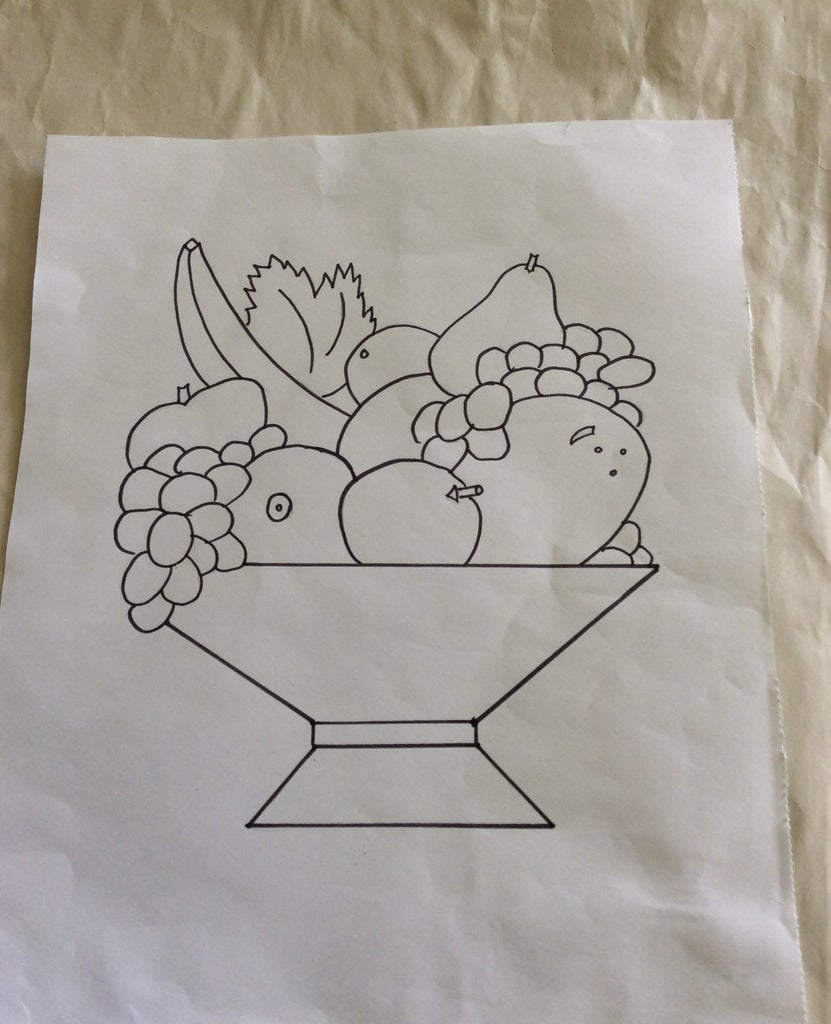 Lets See How to Do Fruit Basket