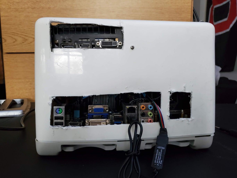 Modifying the Toaster