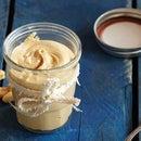 Raw Cashew Honey Butter