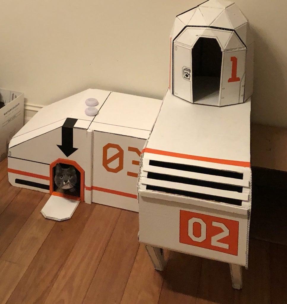 Inspiration - Amelia's Spacepod