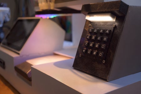 ​Interaction the Keypad