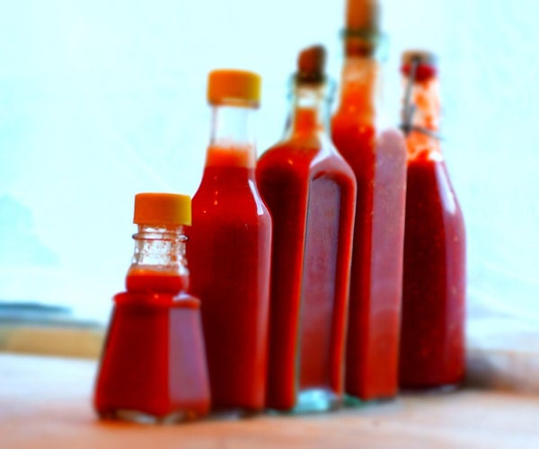 Making Delicious Authentic Fermented Hot Sauce