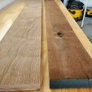 How to Mill Rough Lumber With No Jointer