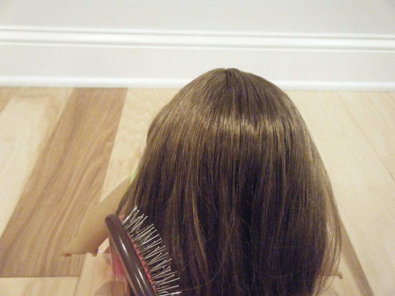 Prepare the Hair