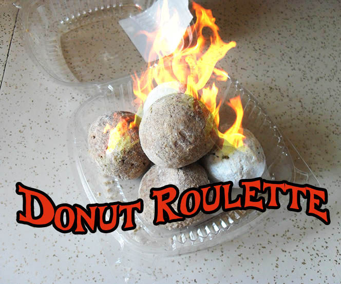 Donut Hole Roulette