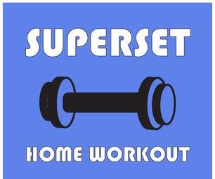超级家居锻炼