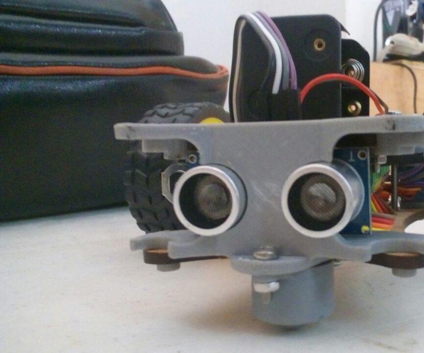 Tesla Kit Seguidor de linea
