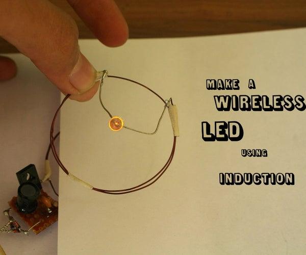 Easy Wireless LEDs