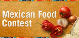 Mexican Food Contest