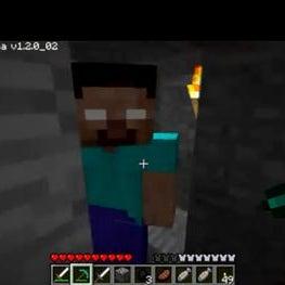Minecraft Hunting Herobrine