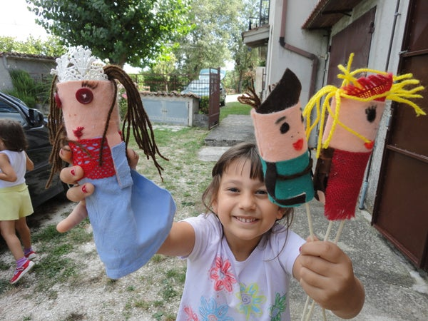 Puppet for Theatre