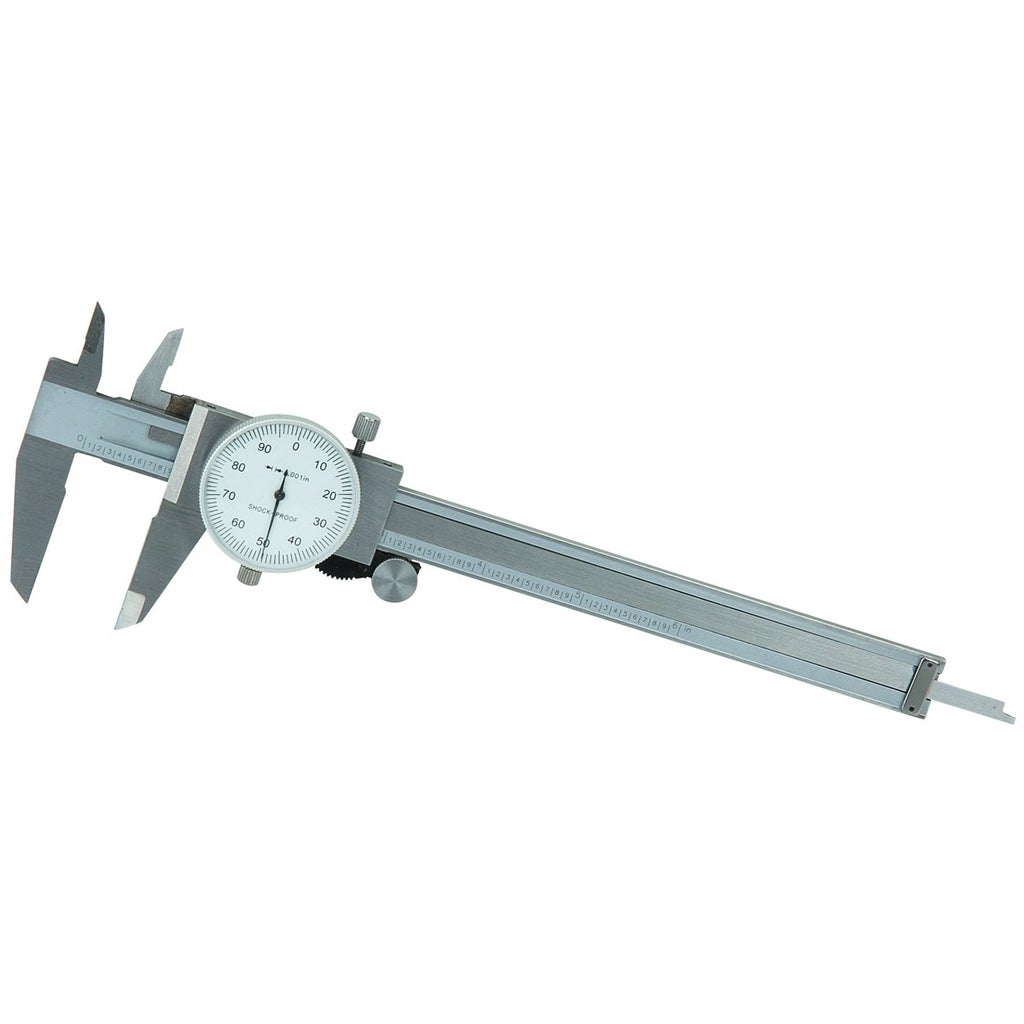 How to Use a Dial Caliper