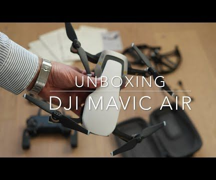 DJI Mavic Air Quick Start