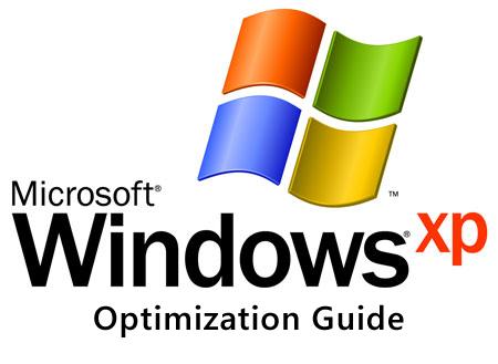 The Windows XP Optimization Guide
