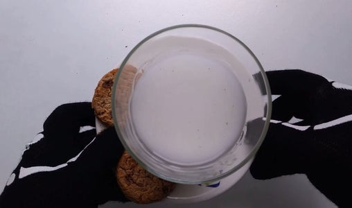 Prank of Sour Milk Glass