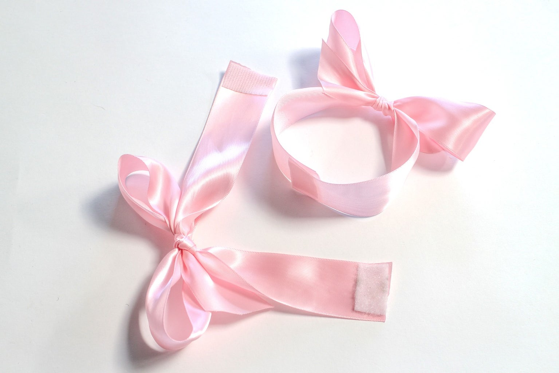 Make Pink Bows