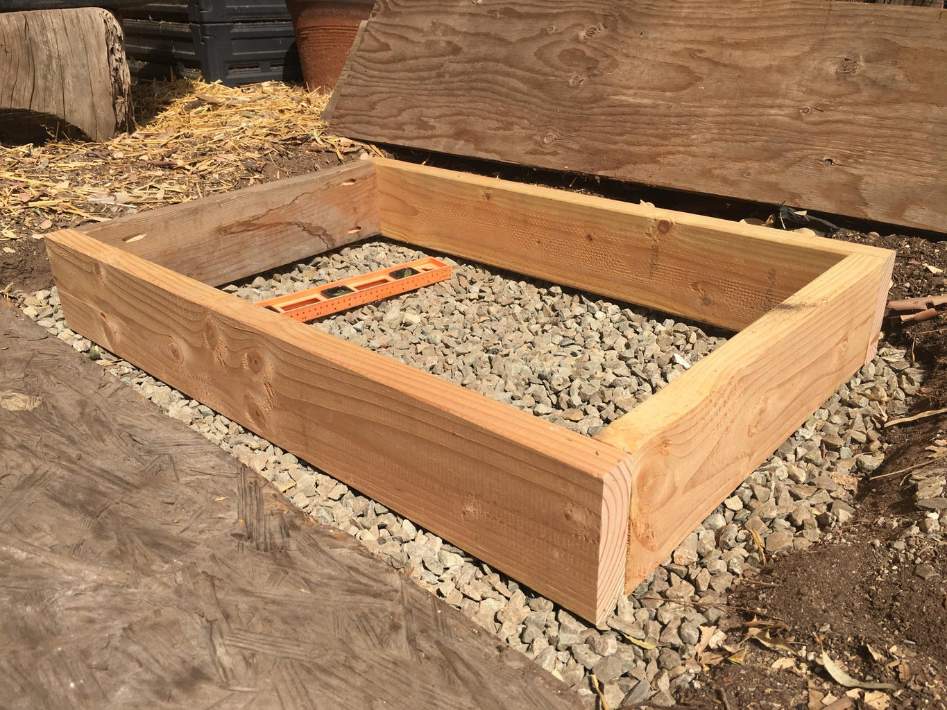 Make the Foundation (and Tub Frame If Needed)