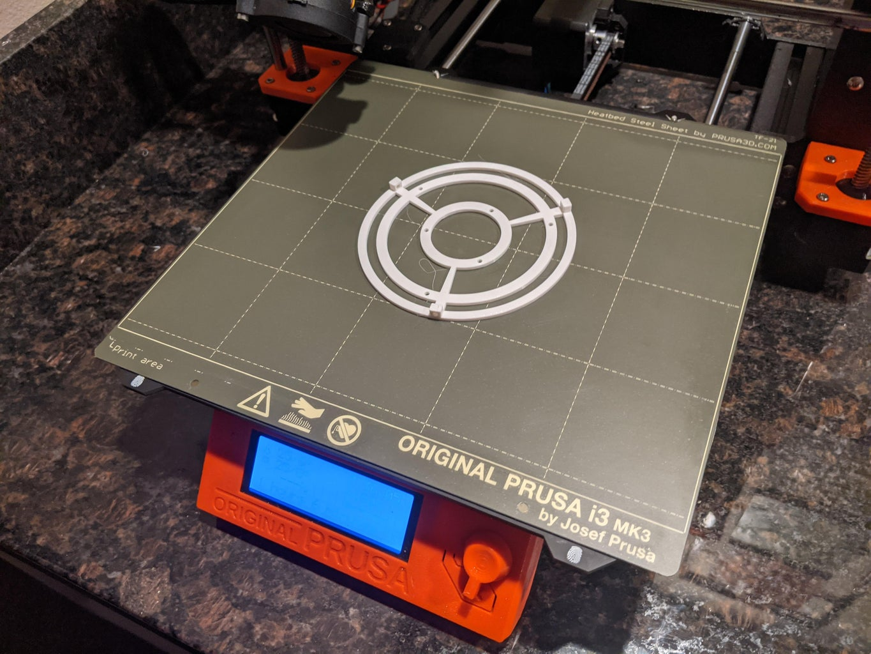 3D Print the Picobuck Mount and Attach the Picobucks