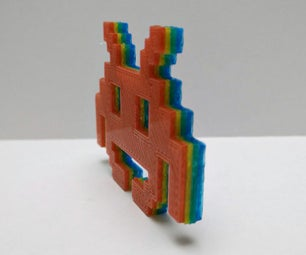 How to 3D-Print Multicolored Obejcts