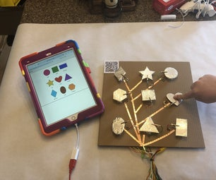 Shapes: Learning for All With Makey Makey