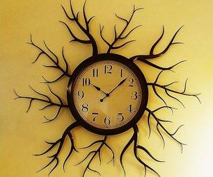 有机根时钟