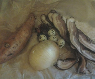 Sweet Potato Hash: Paleo Breakfast
