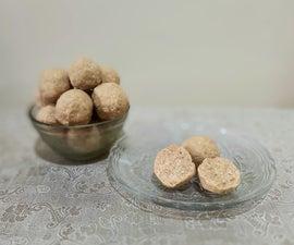 Healthy Peanut Balls