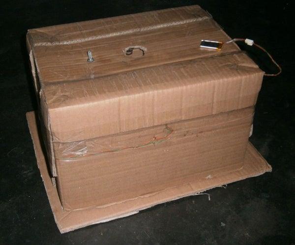 Easy Make Portable Photo Scan Box
