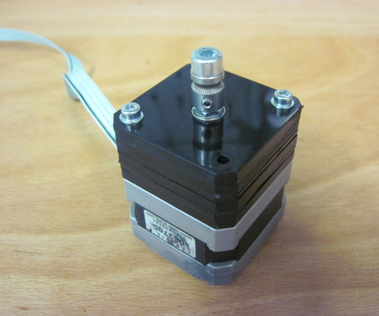 DIY Planetary Gearbox for Nema17 Stepper motor