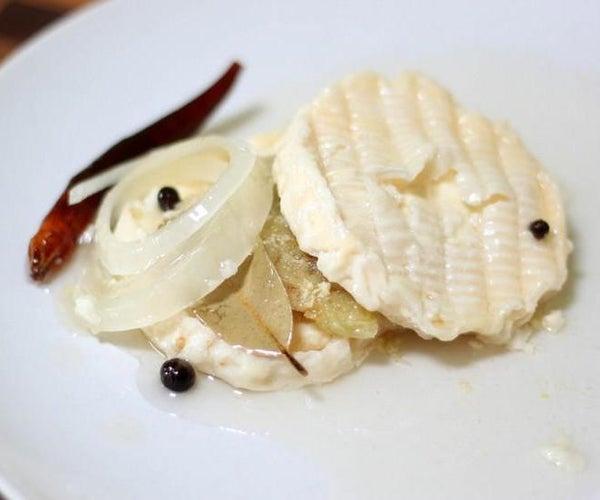 Marinated Camembert