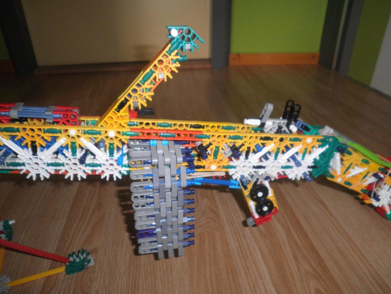 Lmg Model