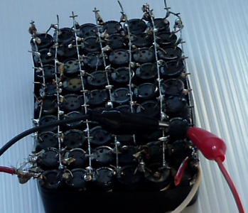 Charge the Capacitors