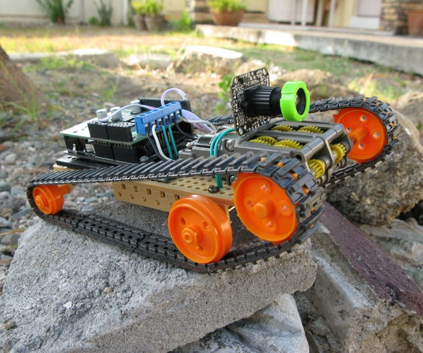 DIY Phone Controlled FPV Rover (Fast & Agile)