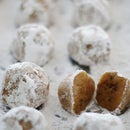 Bourbon Pecan Pie Candy Balls